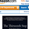 The Thirteenth Step #12 in Amazon Category on 6/15